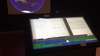 Permalink to: Touchscreen Exhibits